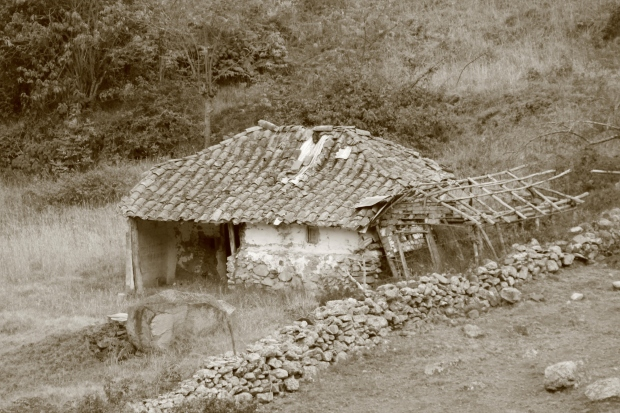 Farmhouse near Bailadores.