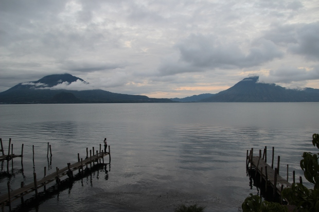Ringed by Mayan villages and three volcanoes, Lago Atitlan is the deepest lake in Central America (and probably the most picturesque as well).